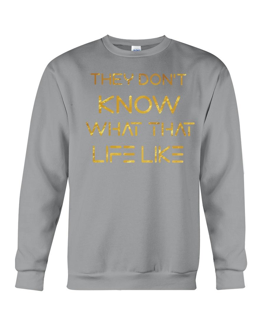 TDKWTLL SHIRT Crewneck Sweatshirt