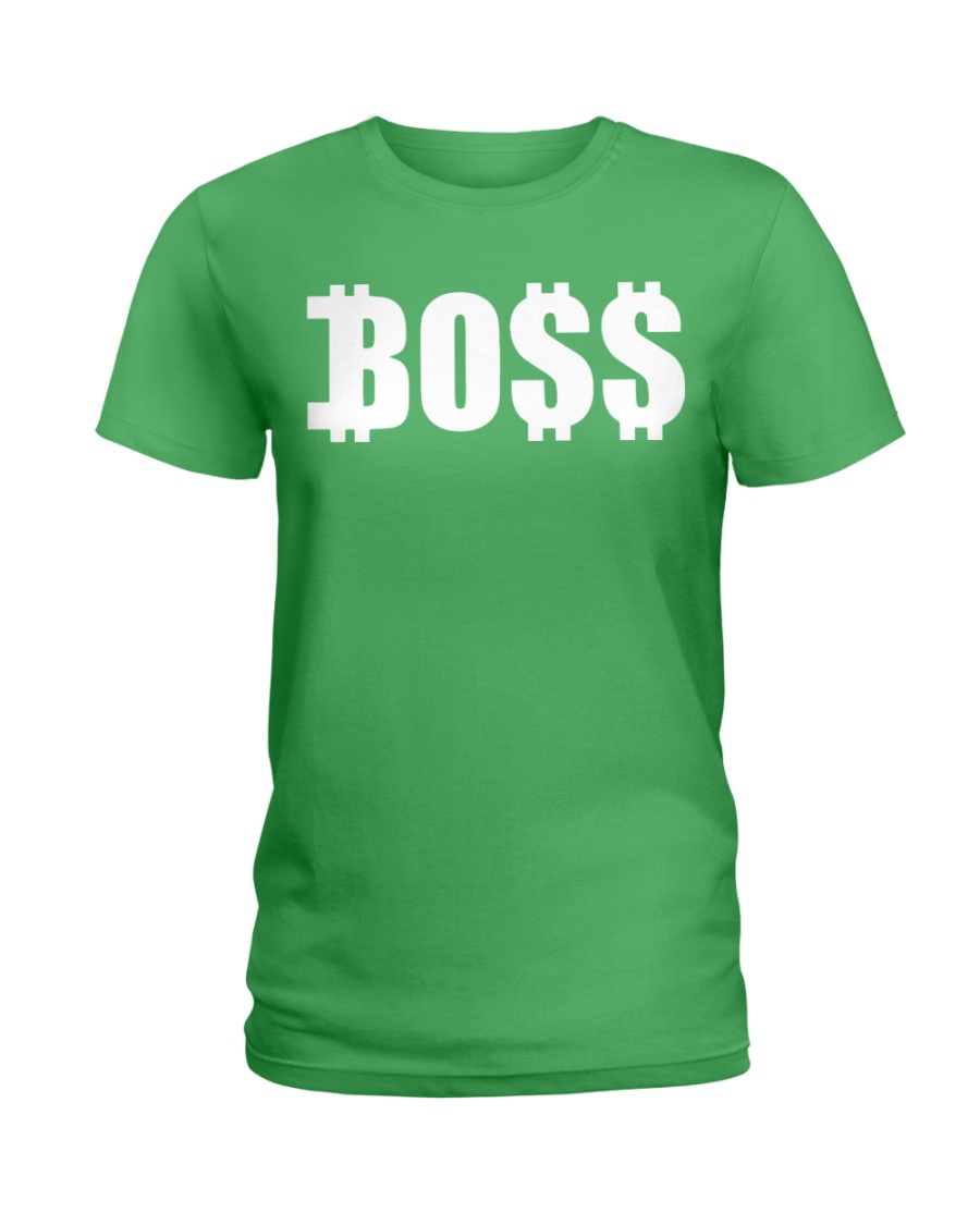 Boss Co Ladies Ladies T-Shirt