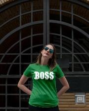 Boss Co Ladies Ladies T-Shirt lifestyle-women-crewneck-front-1
