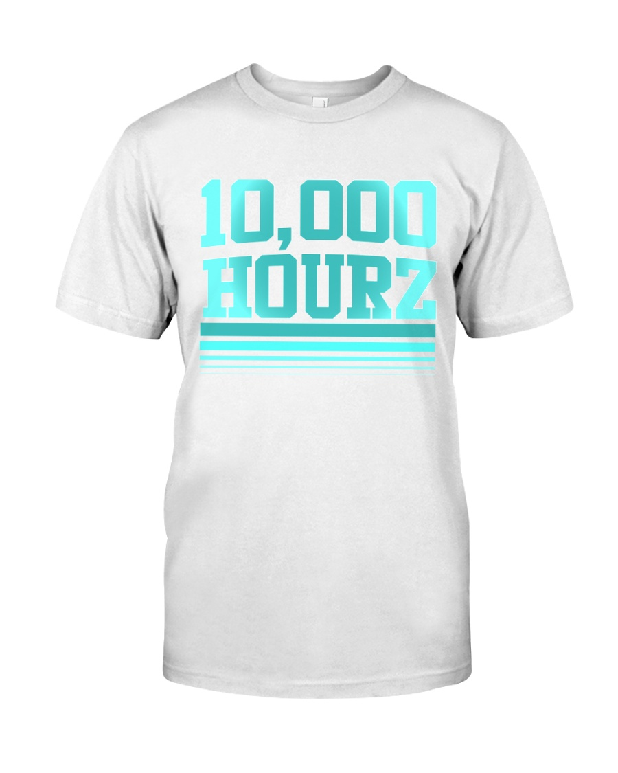 10 Hrz Premium Fit Mens Tee