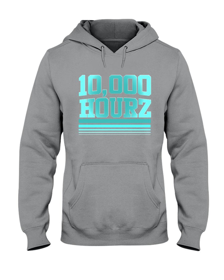 10 Hrz Hooded Sweatshirt