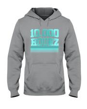 10 Hrz Hooded Sweatshirt front