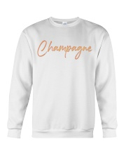 Champagne Campaign Crewneck Sweatshirt thumbnail