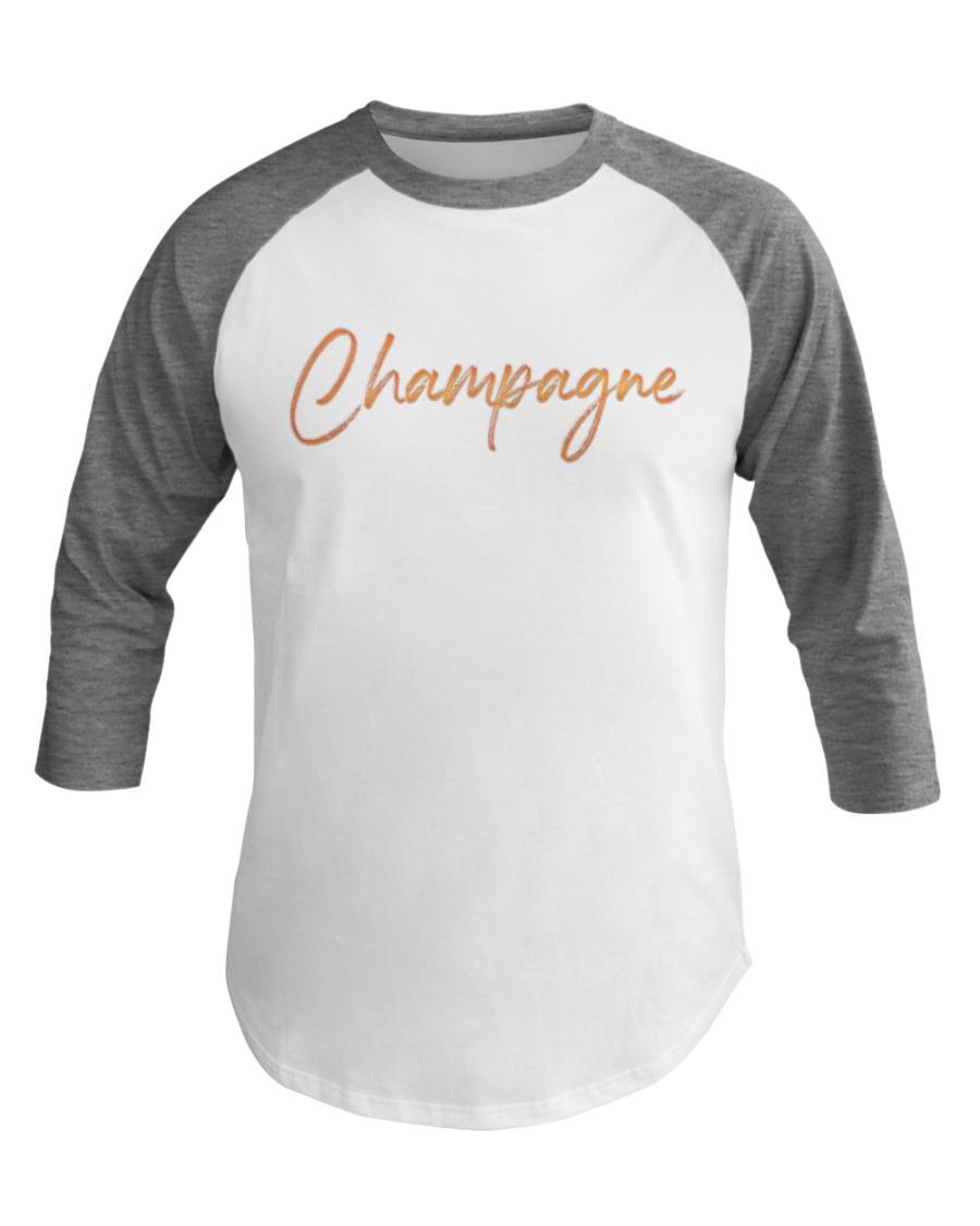 Champagne Campaign Baseball Tee