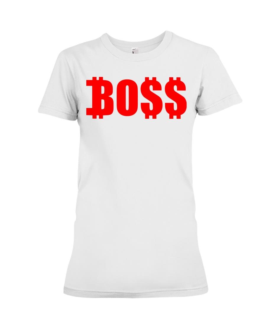Boss Clothing Ladies Premium Fit Ladies Tee