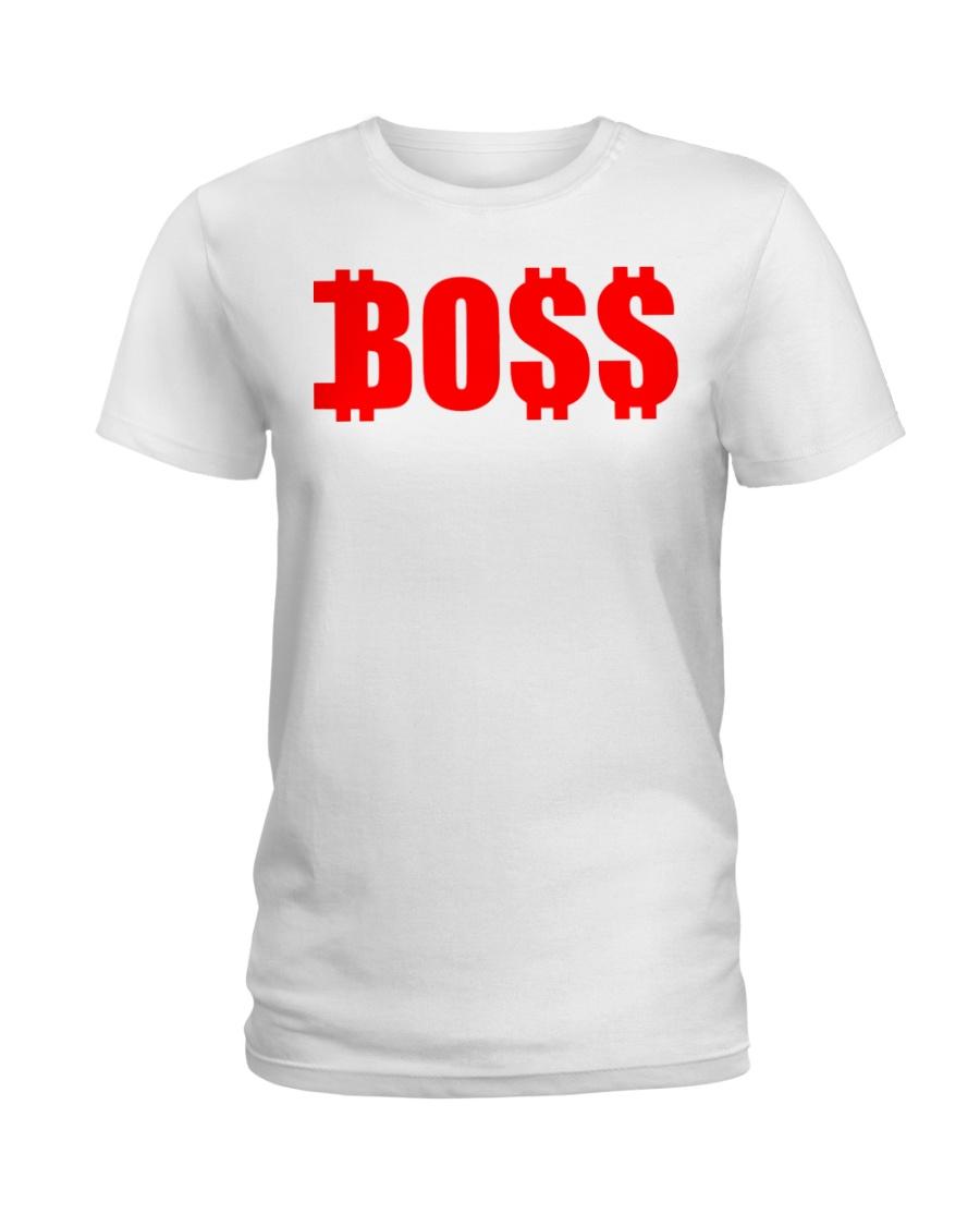 Boss Clothing Ladies Ladies T-Shirt