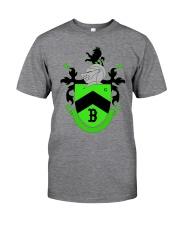 10k Shield  Classic T-Shirt front