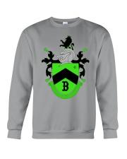 10k Shield  Crewneck Sweatshirt thumbnail