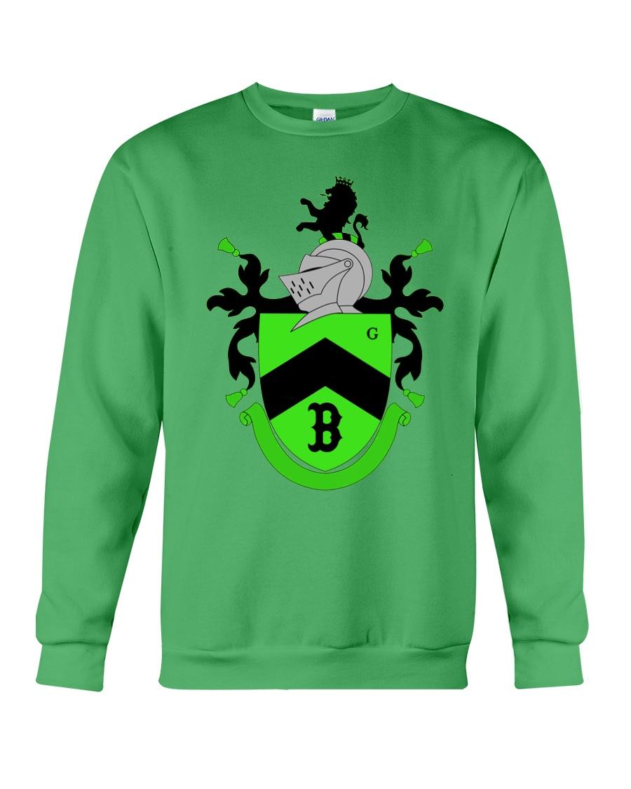 10k Shield  Crewneck Sweatshirt