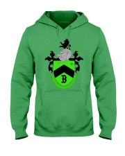 10k Shield  Hooded Sweatshirt front