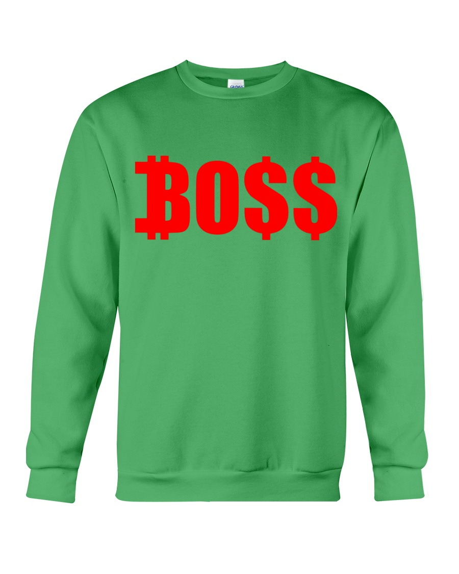 Boss RED Crewneck Sweatshirt