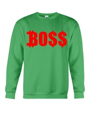Boss RED Crewneck Sweatshirt front