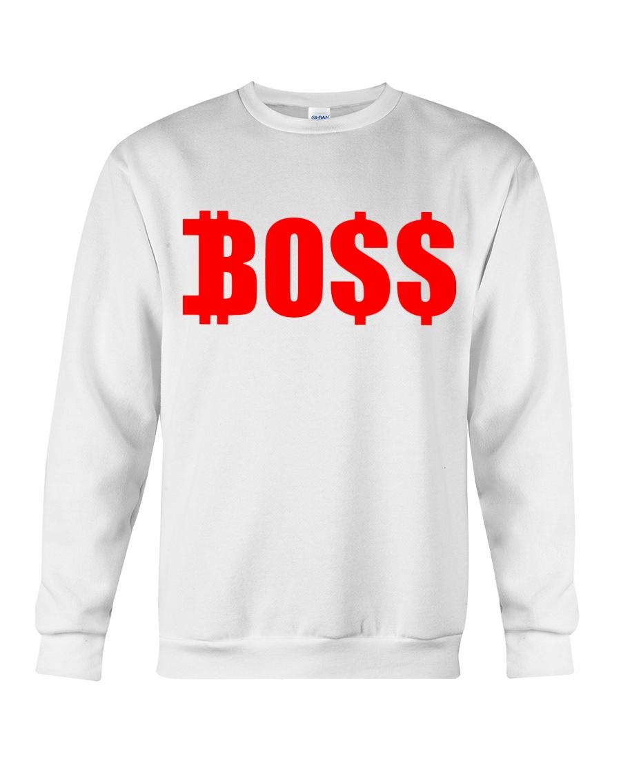 Boss RED Crewneck Sweatshirt