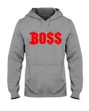 Boss RED Hooded Sweatshirt front