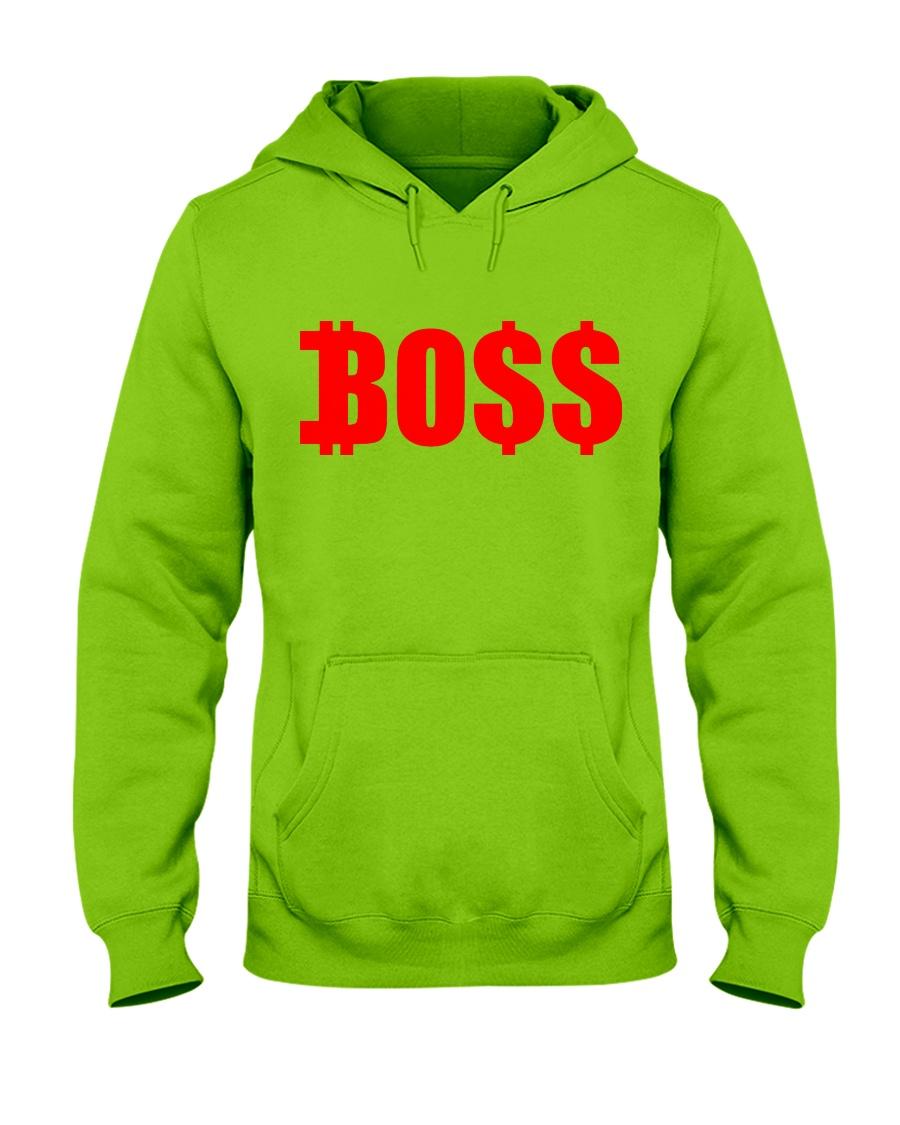 Boss RED Hooded Sweatshirt