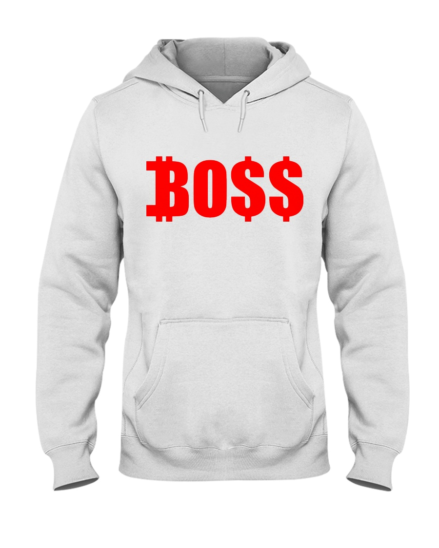 Boss RED Hooded Sweatshirt