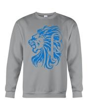 10k Lion Blue Crewneck Sweatshirt front