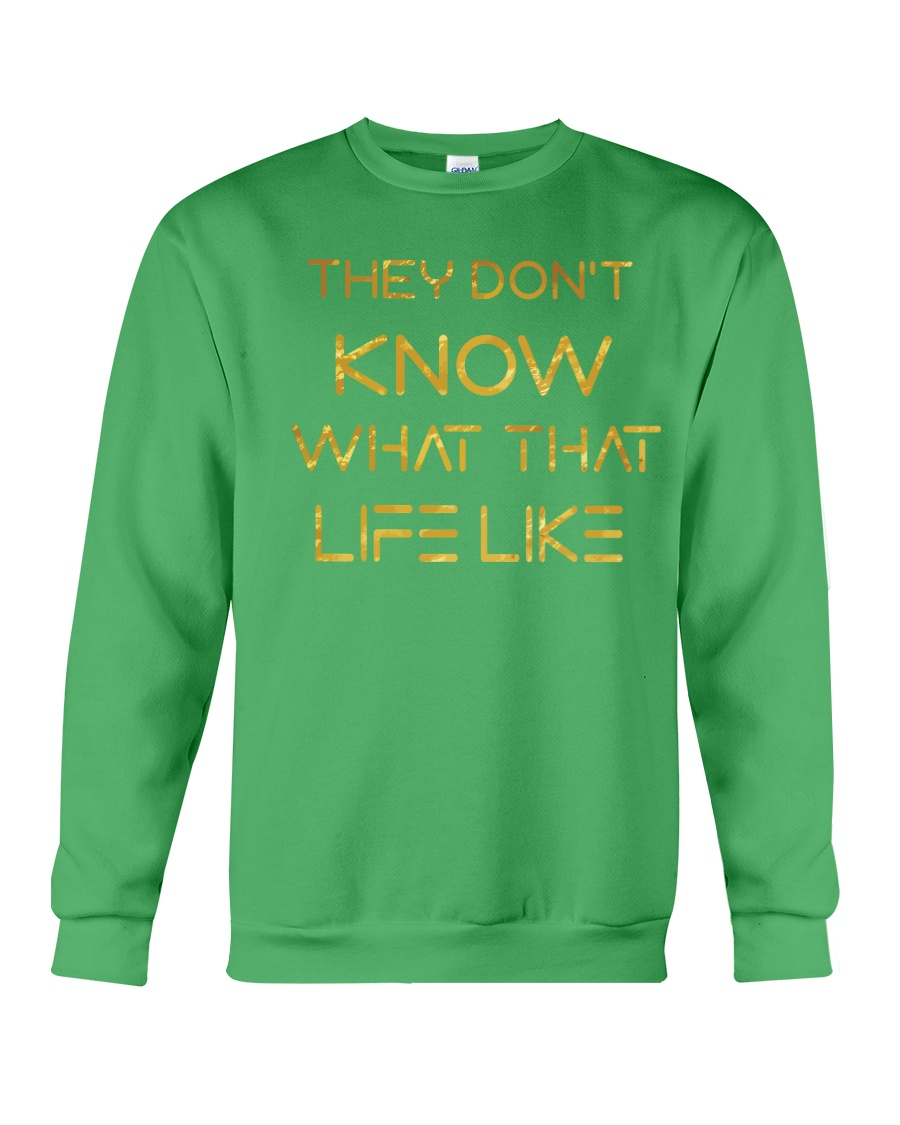 Campaign for new album Crewneck Sweatshirt