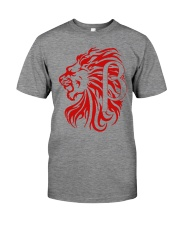 10k Red Premium Fit Mens Tee front