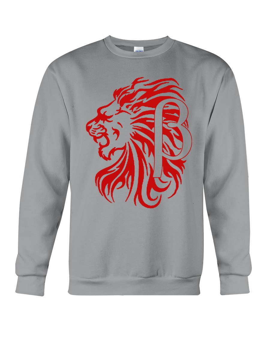 10k Red Crewneck Sweatshirt