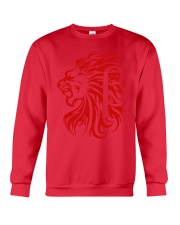 10k Red Crewneck Sweatshirt front