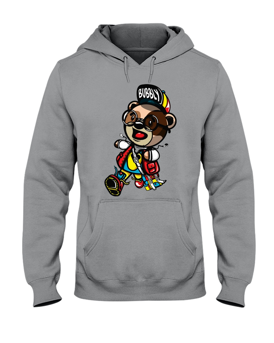 BUBBLY Hooded Sweatshirt