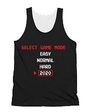 Select Game Mode - Easy Normal Hard 2020 All-over Unisex Tank thumbnail