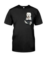 WESTIE  Classic T-Shirt thumbnail