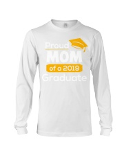 Proud Mom of a 2019 Graduate T-shirt Long Sleeve Tee thumbnail