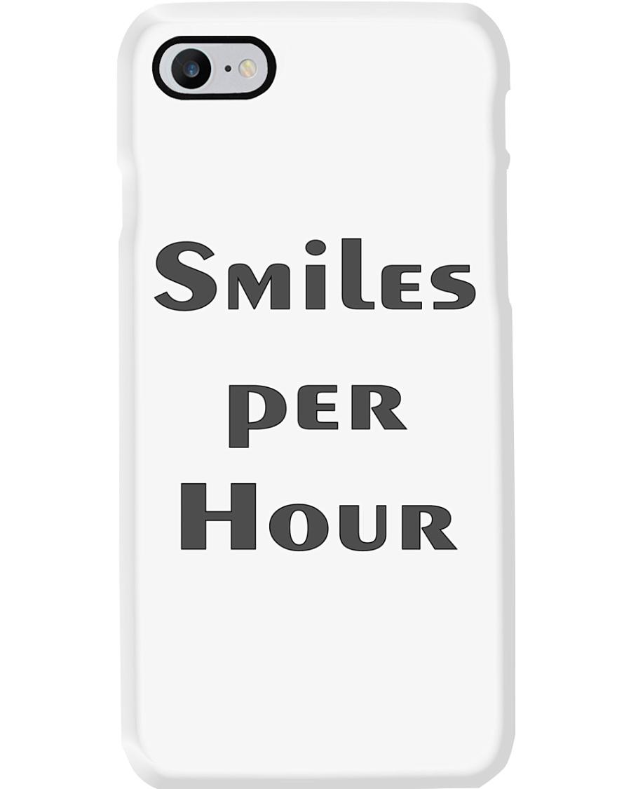Smiles per Hour Phone Case