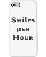 Smiles per Hour Phone Case i-phone-7-case