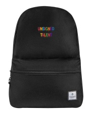 UT Color drip Backpack front