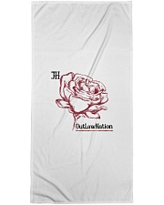 JH Rose 2 Premium Beach Towel tile