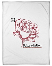 JH Rose 2 Fleece Blanket tile
