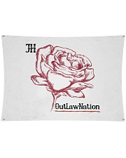 "JH Rose 2 Wall Tapestry - 36"" x 26"" thumbnail"