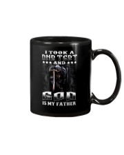 I Took A DNA Test And God Is My Father Mug thumbnail