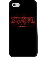 Stronger Faith  Phone Case thumbnail