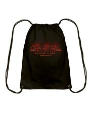 Stronger Faith  Drawstring Bag thumbnail