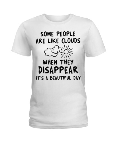 Some People Are like Clouds