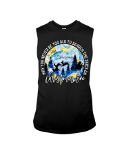 MAY YOU NEVER TOO OLD TO SEARCH THE SKIES Sleeveless Tee thumbnail