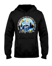 MAY YOU NEVER TOO OLD TO SEARCH THE SKIES Hooded Sweatshirt thumbnail