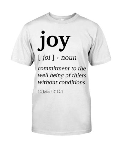 Joy Definition Bible Verse