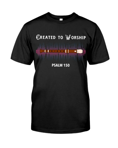 Created to Worship Recorder