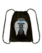 Remenber my Mom Drawstring Bag thumbnail