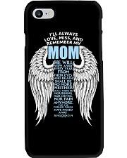 Remenber my Mom Phone Case thumbnail
