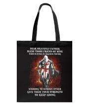 Dear Heavenly Father Tote Bag thumbnail