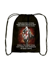 Dear Heavenly Father Drawstring Bag tile