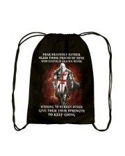 Dear Heavenly Father Drawstring Bag thumbnail