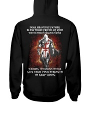 Dear Heavenly Father Hooded Sweatshirt thumbnail