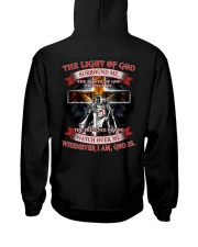 The Light Of God Hooded Sweatshirt thumbnail